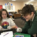 FROG Dissection 2018 7th grade photo album thumbnail 40